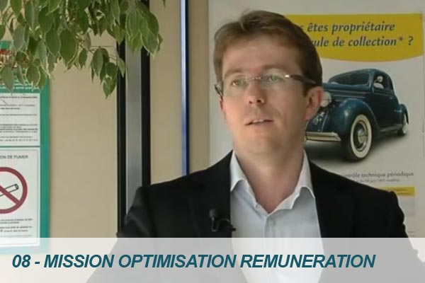 Cabinet ARDOUREL & MATHONIER - Mission optimisation de rémunération